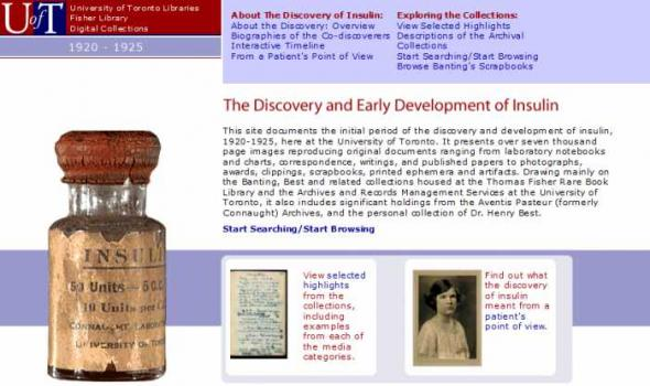 Discovery of insulin essay